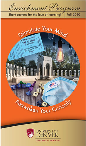 enrichment brochure